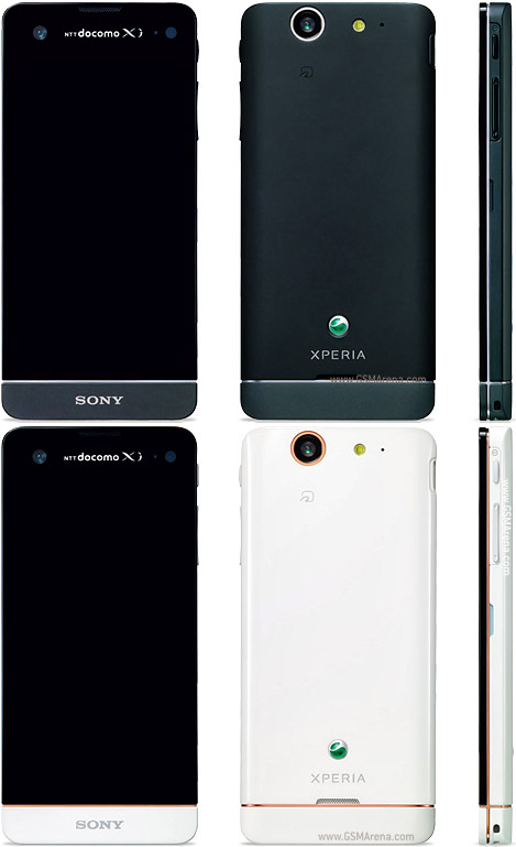Sony Xperia SX SO 05D pictures  official photos