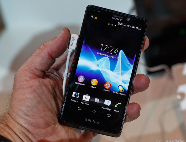 Sony Xperia T   Smartphones   CNET Reviews