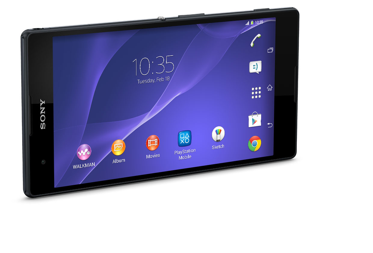 Review Sony Xperia T2 Ultra lengkap