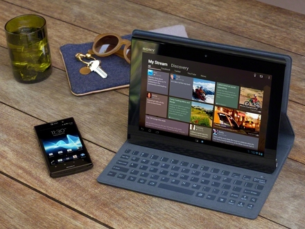Sony Xperia Tablet S   Reviews   CNET UK