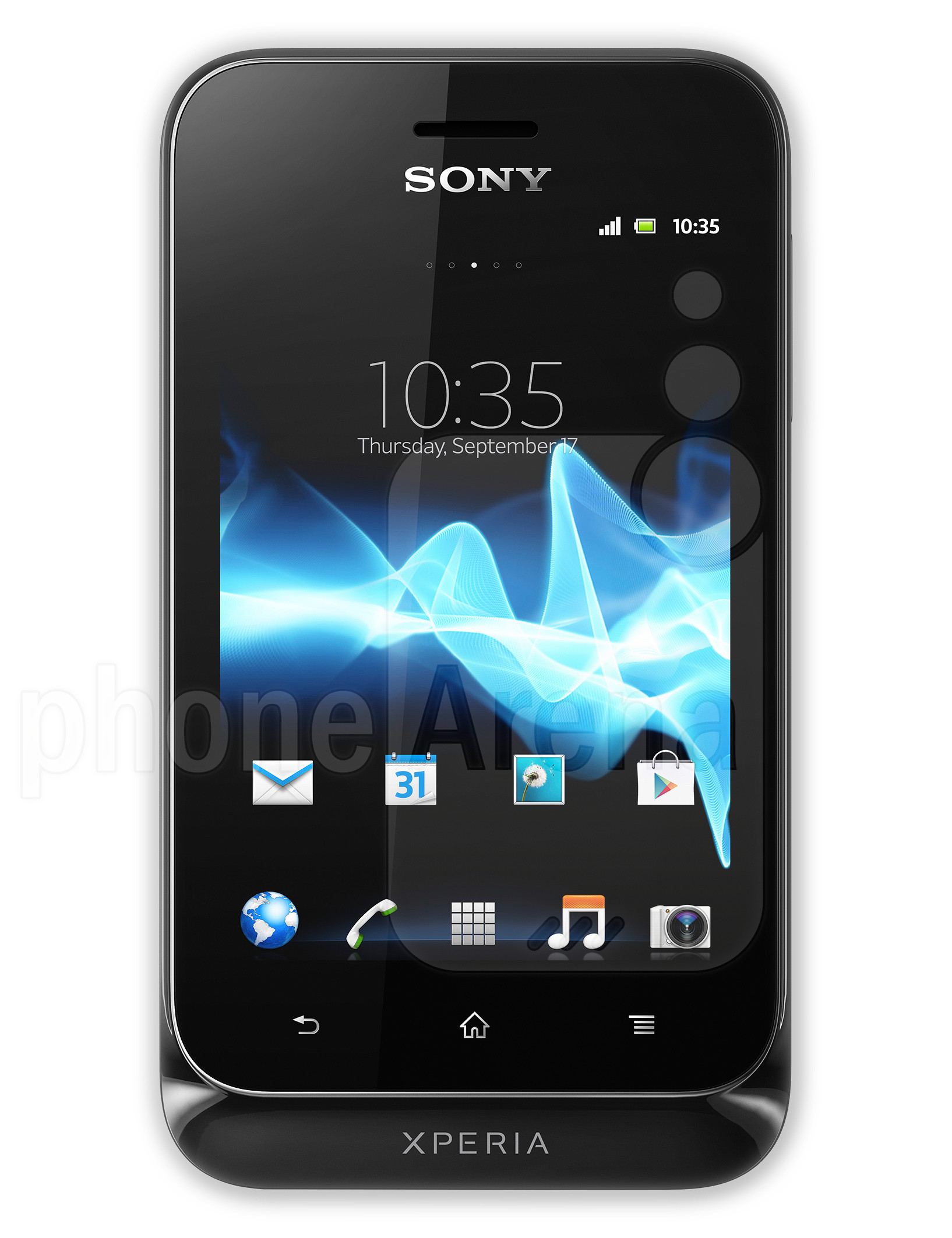 Sony Xperia tipo dual specs