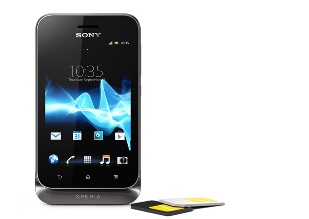 Xperia tipo dual   Dual SIM Android   Sony Smartphones  Global UK