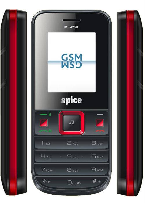 Spice M 4250 Price in India 5 Oct 2013 Buy Spice M 4250 Mobile