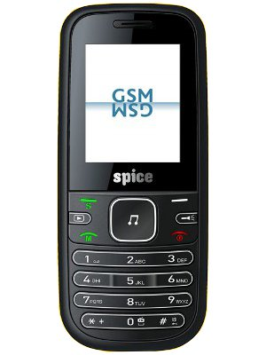 Specifications Spice M