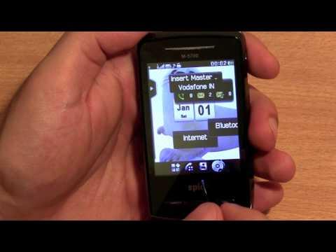 Spice Mobile M 5460 Video clips