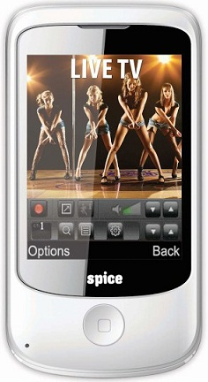 Spice M 5566 Flo Entertainer Full Specifications