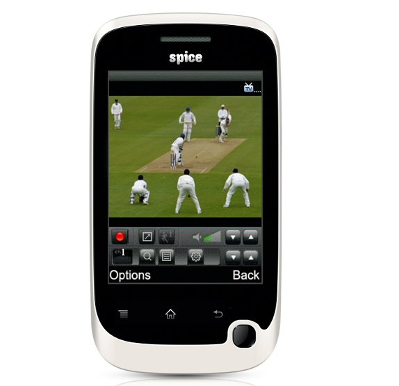 Spice FLO TV M 5600 Dual SIM phone with Live TV launched for Rs  3 099
