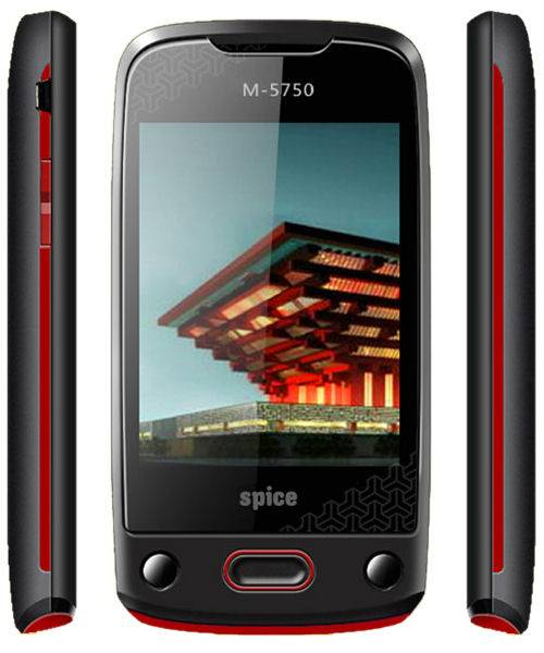 Spice M 5750 Specifications   Spice M 5750 Prices   BatteryDown