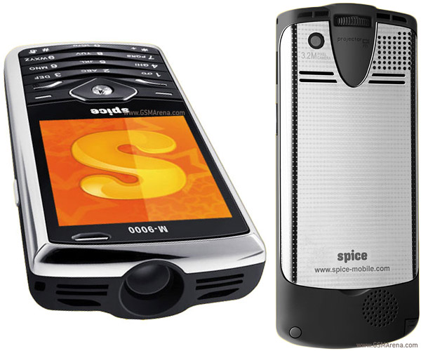 Spice M 9000 Popkorn pictures  official photos