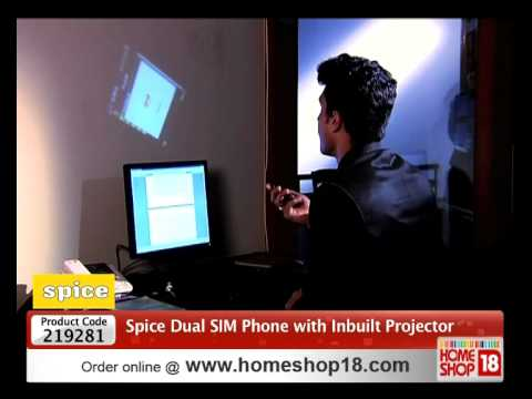 Spice Mobile M 9000 Video clips