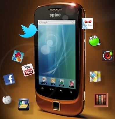 Spice Mi310 Price   Spice Mi 310 Mobile   Spice Touchscreen Android