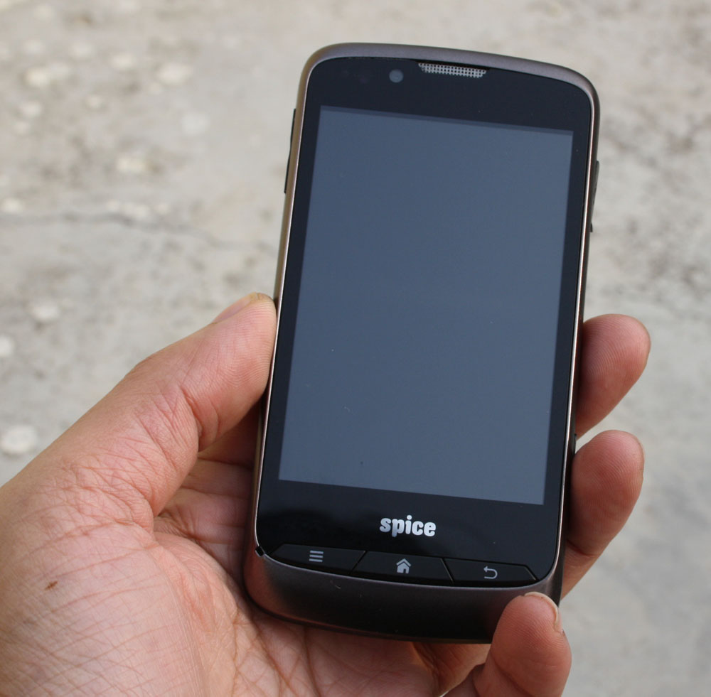 Spice Mi 350n Review