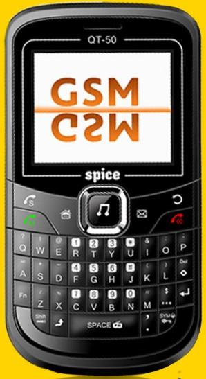 Spice QT50 Price India   Spice QT50 Dual SIM QWERTY mobile phone