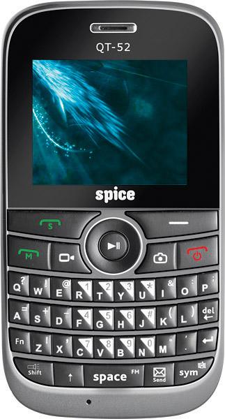 Spice QT 52 pictures  official photos