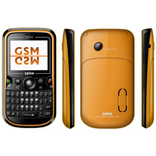 Spice QT 60 Price in India 5 Oct 2013 Buy Spice QT 60 Mobile Phone