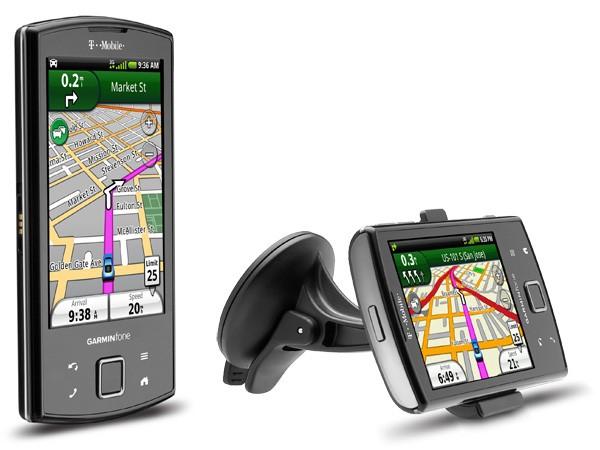 T Mobile Garminfone official  Android  3 megapixels  zero nuvi