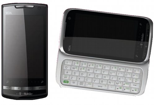 T Mobile Germany first to get HTC Touch Diamond2 and HTC Touch Pro2
