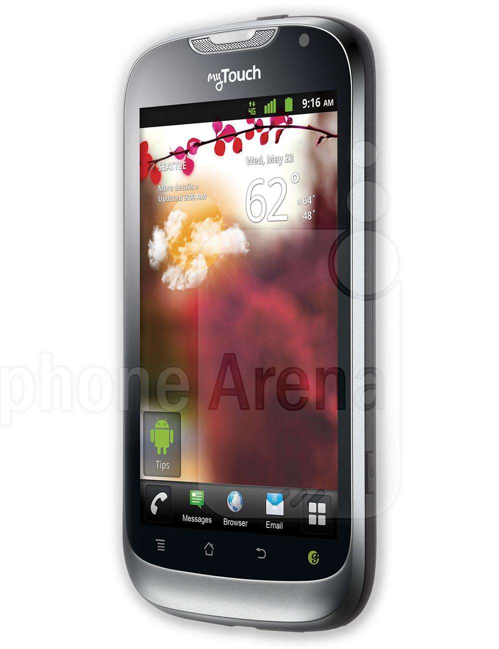 T Mobile myTouch 2 specs