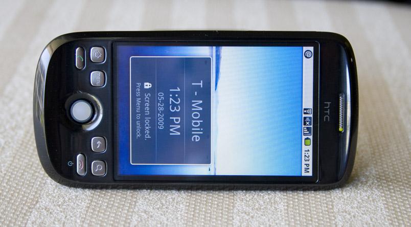 T Mobile myTouch 3G  AKA T Mobile G2  HTC Magic  Google Ion
