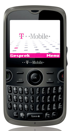 Mobile Phones   T Mobile Vairy Text II