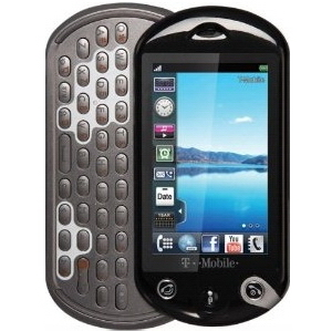 Cheap T Mobile Vibe E200 QWERTY phone available in the UK