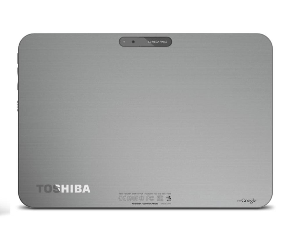 Toshiba AT200 Excite tablet goes on sale in the UK   Android Community