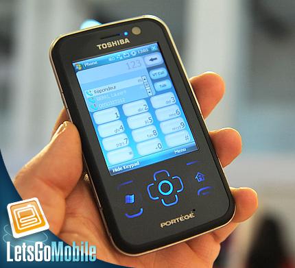 Toshiba Port  g   G810 LetsGoMobile