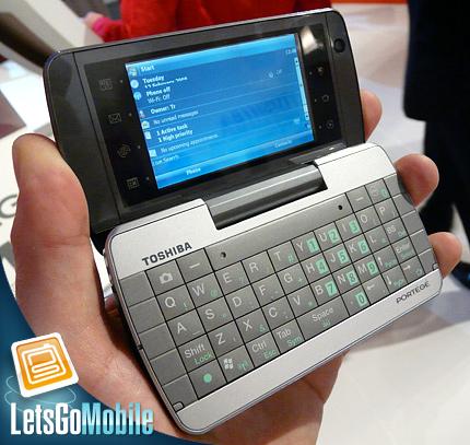 Toshiba Port  g   G910 LetsGoMobile