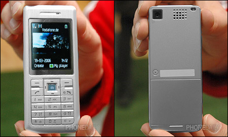 Mobile Fanatic   Cell Phones  Toshiba TS608   TS30