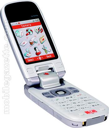 Toshiba TS921  Vodafone TS 921    Mobile Gazette   Mobile Phone News