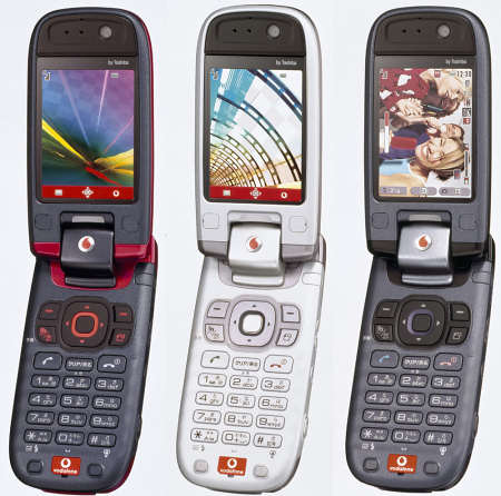 Toshiba TS921 phone photo gallery  official photos