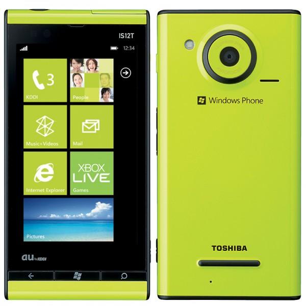 Toshiba Windows Phone IS12T Price  Specs Reviews   Toshiba