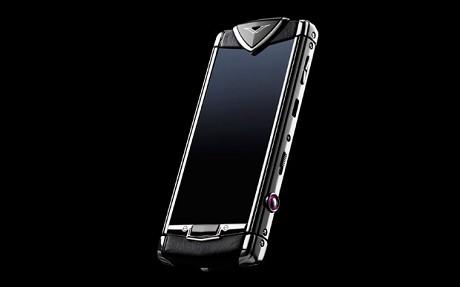 Vertu Constellation mobile phone review   Telegraph