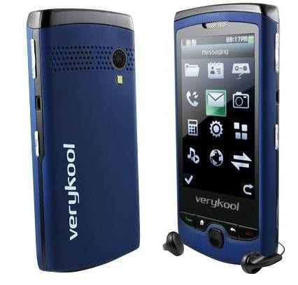 Verykool i277 Touchscreen Phone with Analog TV Download  Review