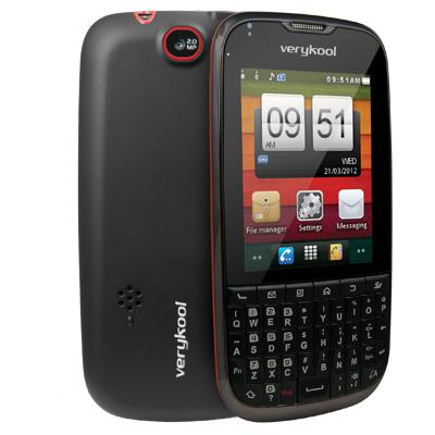 Online manual  verykool i675 Smartphone Manual Guidebook PDF File