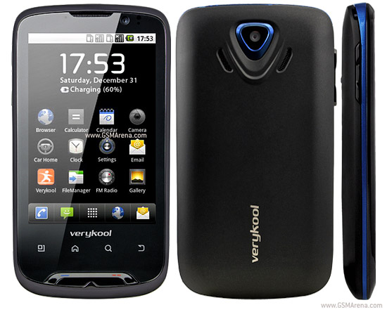 verykool s700 pictures  official photos