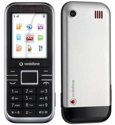 Vodafone 340 phone photo gallery  official photos