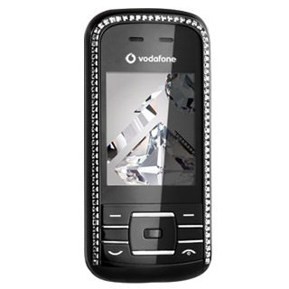 Vodafone 533 Crystal Review and Specification