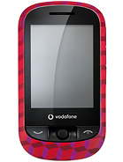 Vodafone 543   Full phone specifications