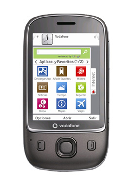 Vodafone 840  otro m  vil t  ctil de marca blanca y precio asequible