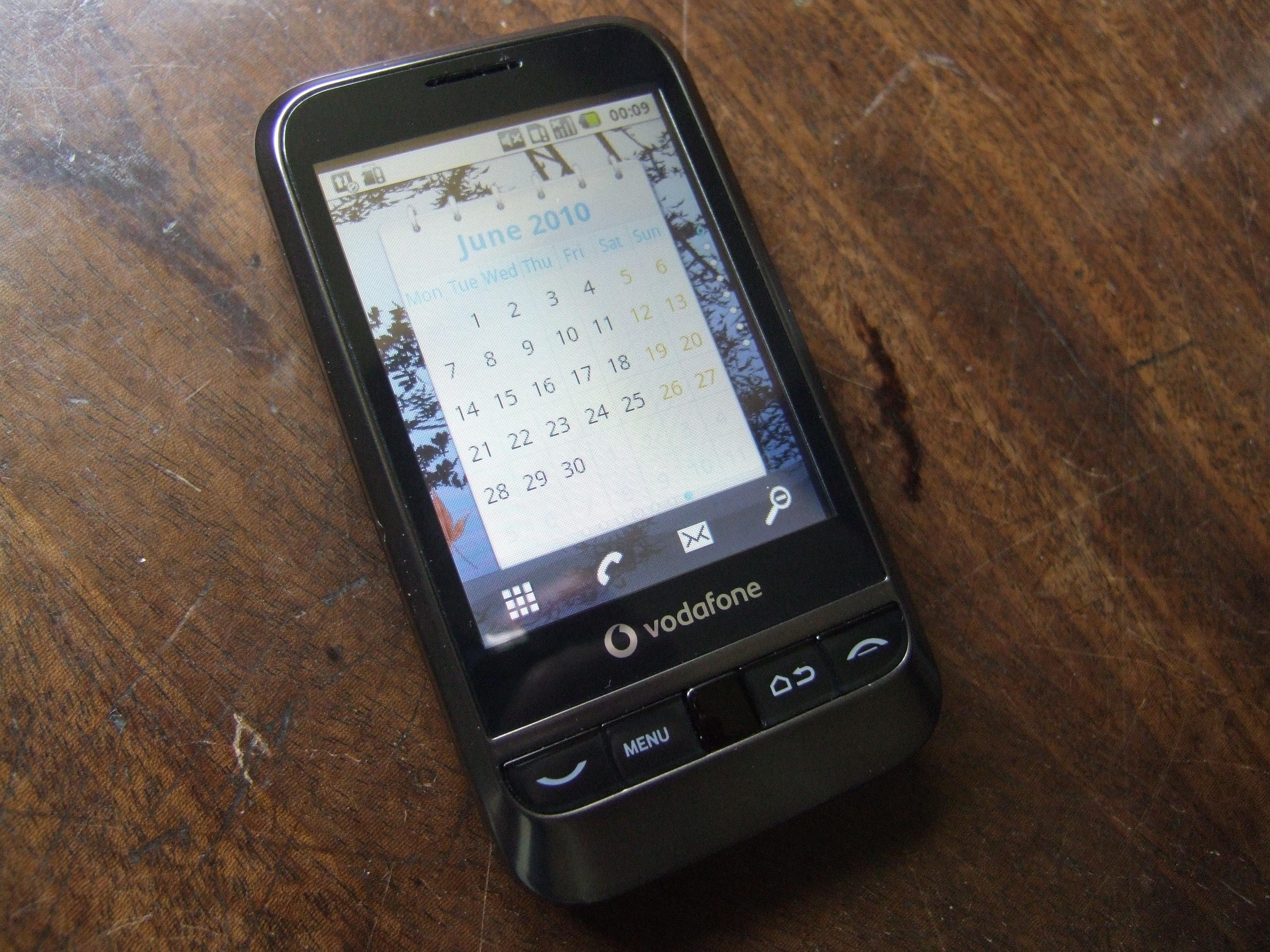 Vodafone 845 review  Hardware and verdict   Eurodroid