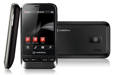 Vodafone 845  budget Android phone   TalkAndroid