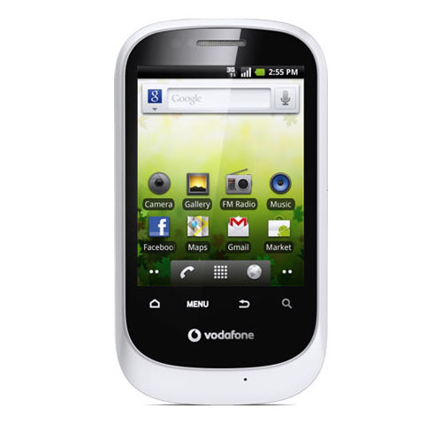Vodafone 858 Smart OS Android OS  v2 2  Froyo  Vodafone