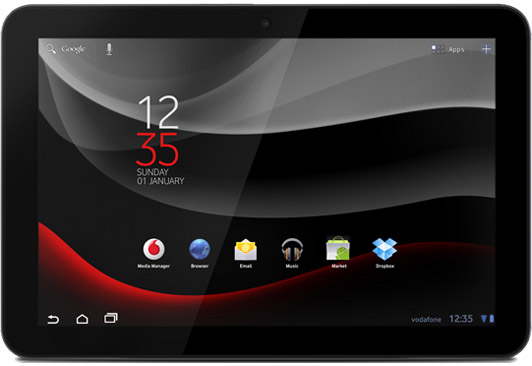 Vodafone Smart Tab 7 and 10 tablets unveiled
