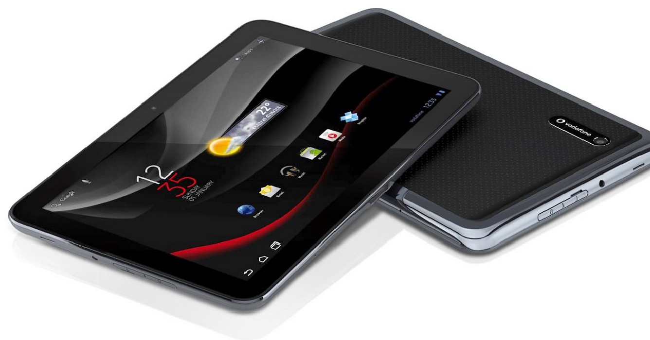 Vodafone Smart Tab 7 inch 10 Android Tablet appeared CeBIT   PRO