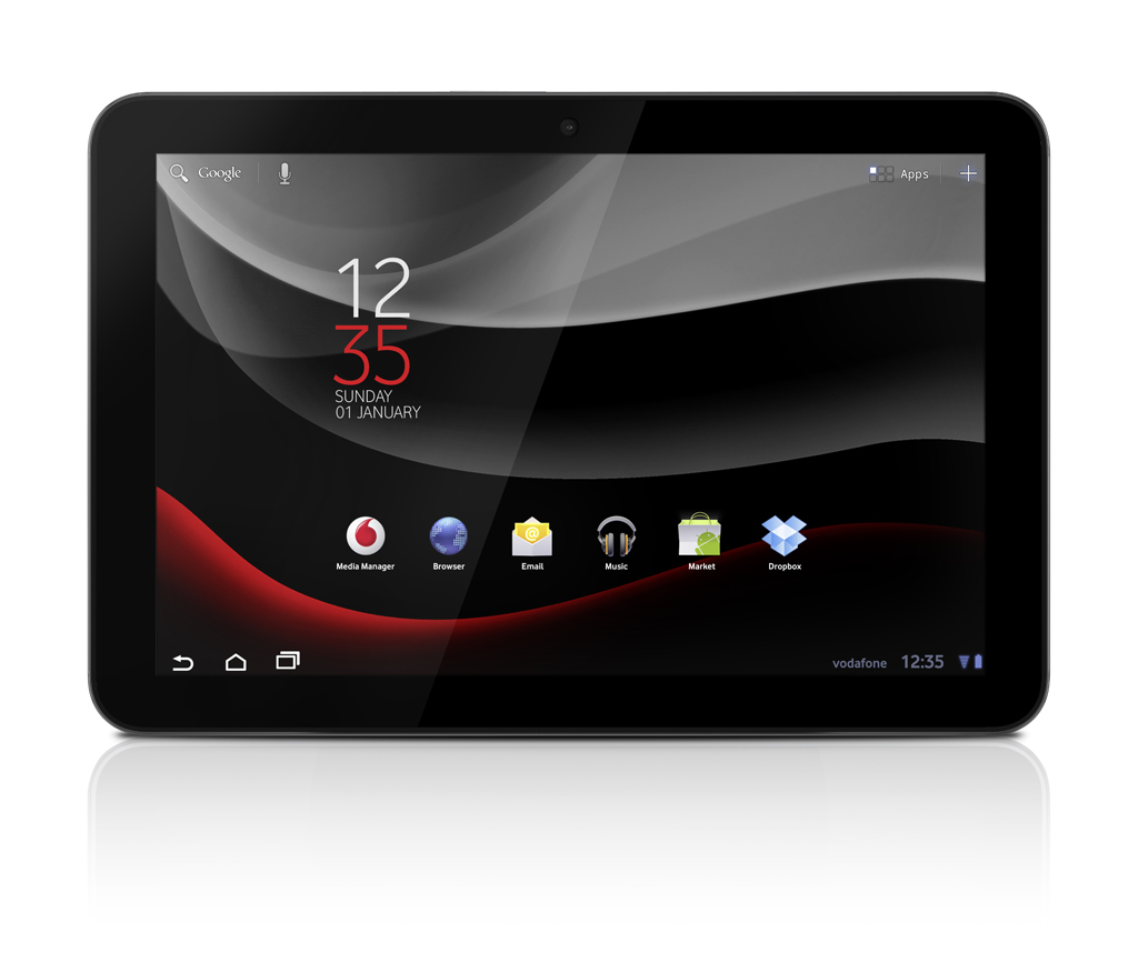 Vodafone Smart Tab 10 OS Android OS  v3 2 Android Mobiles and