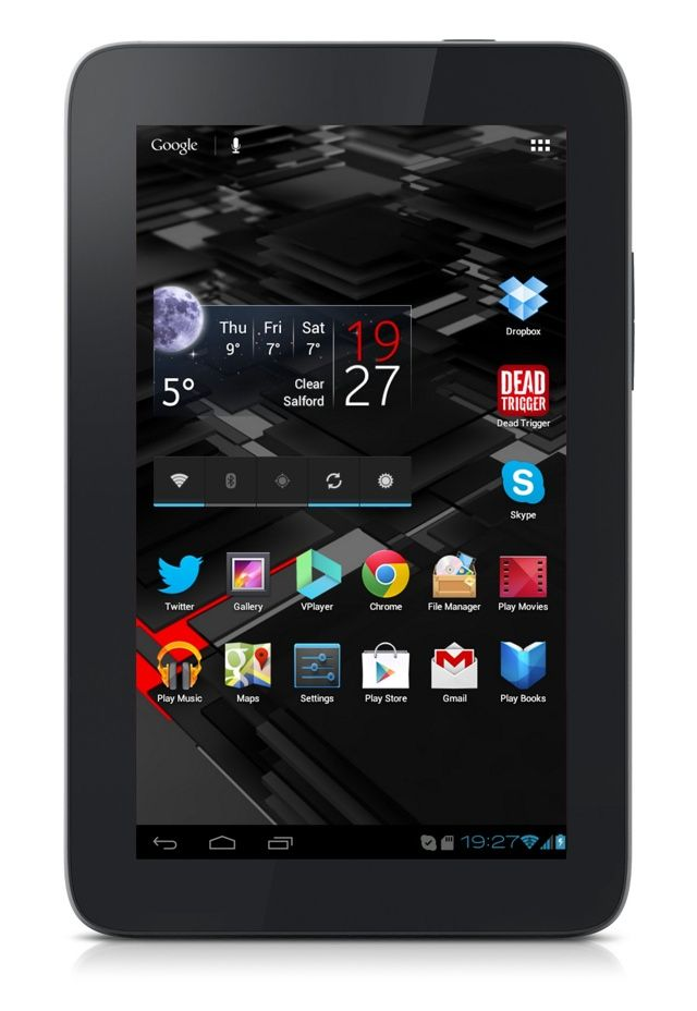 Review  Vodafone Smart Tab II 7 budget 3G tablet     The Register