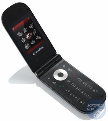 Vodafone V720 pictures