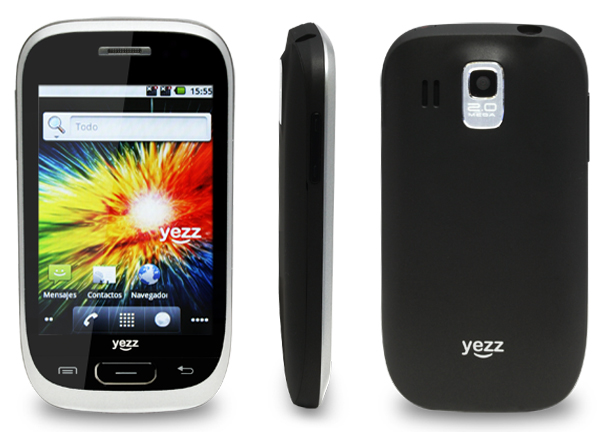 Yezz Andy YZ1100   Full Mobile Phone Specifications  Price