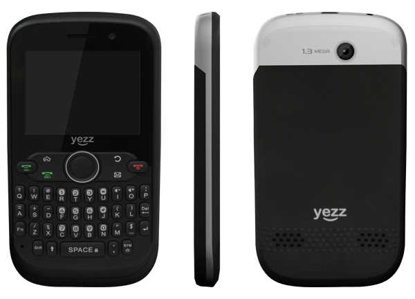Yezz Bono 3G YZ700 pictures  official photos
